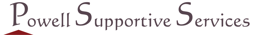 Powell Supportive Services Logo